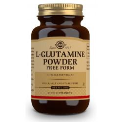 L-Glutamina en polvo 200Gr Solgar