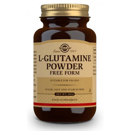 L-Glutamina en Polvo 200 g