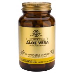 Cap Aloe Vera 520Mg Solgar