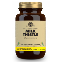 Cardo Mariano o Milk Thistle 100Cap Solgar