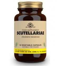 Cap Escutellaria 520Mg Solgar