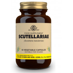 Extracto de Escutelaria 520Mg Solgar 50 cap