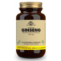 Eleuterococo o Ginseng Siberiano 100Cap 520Mg Solgar