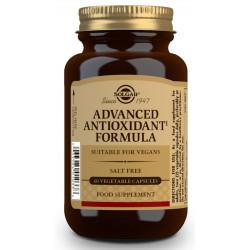 Antioxidante Formula Avanzada 60 caps Solgar