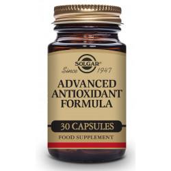 Antioxidante Fórmula Avanzada 30caps Solgar