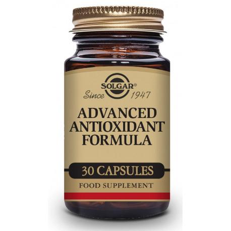 Fórmula Antioxidante Avanzada Solgar