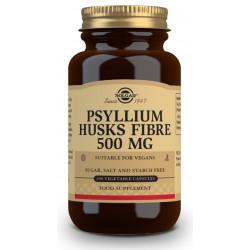 Fibra de Cáscara de Psyllium 500 mg - 200 Cápsulas vegetales
