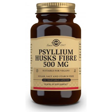 Psyllium Cap 500Mg Solgar