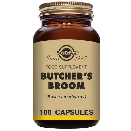 Rusco (Ruscus aculeatus) - 100 Cáps vegetales