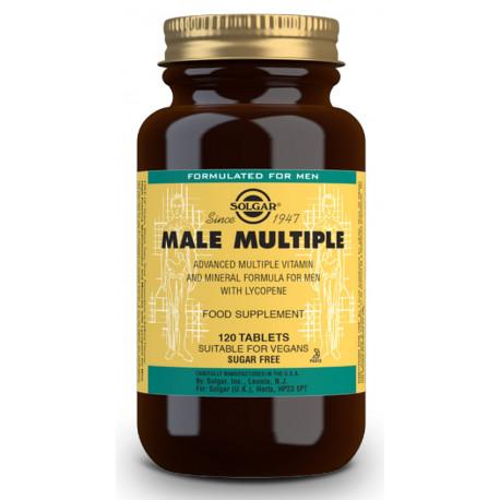 Male Múltiple (complejo para el hombre) - 120 Comp Solgar