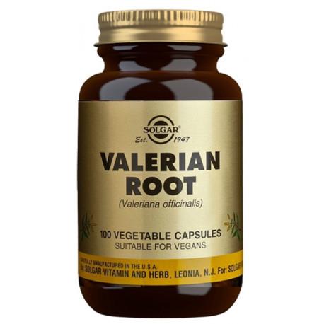 Valeriana (Raíz) (Valeriana officinalis) -Solgar