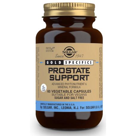 Gold Specifics® Prostate Support - 60 Cáps vegetales Solgar