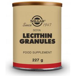 Lecitina soja granulada de Solgar 227g