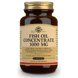 Aceite de pescado 1000Mg 60 caps Solgar
