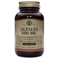 Alfalfa 600mg 100 comp. Solgar