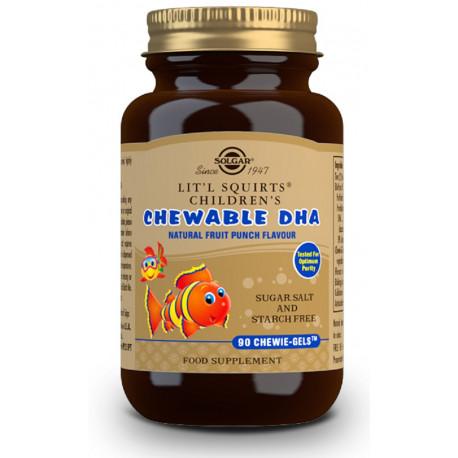 DHA Masticable (BioPure DHATM) para niños - 90 Cáps