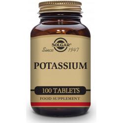 Potasio (gluconato) - 100 Comp Solgar