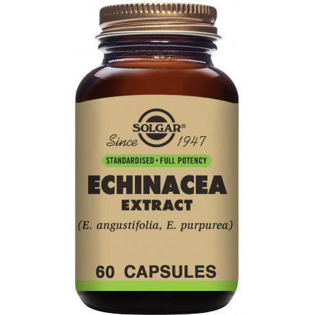 Equinácea Extracto (E. angustifolia, E. purpurea) - 60 cáps Solgar