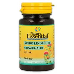 CLA (acido linoleico conjugado) 500 mg. 50 perlas