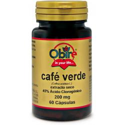 Cafe verde (Ext. seco) 60 cápsulas de 200mg