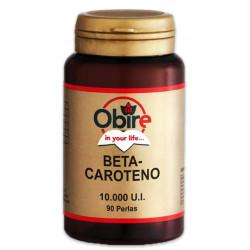 Beta-Caroteno 8.2 mg 10.000 UI 90 Perlas