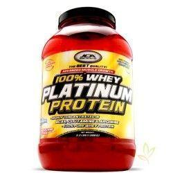 Whey Platinum Protein (Proteina de suero) 1 Kg. Fresa