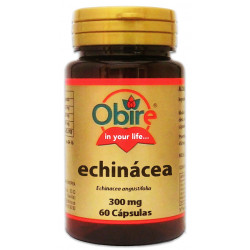 Echinacea, 60 Cápsulas 300mg