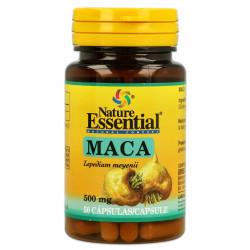 Maca (Lepidium meyenii) 500 mg. 50 caps
