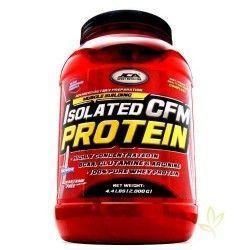 Proteína de Whey aislada 1Kg (Fresa)