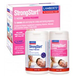 StrongStart® para Mujeres