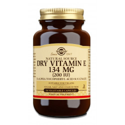 "Vitamina E ""Seca"" 200 UI (134 mg) - 50 Cáp vegetales"