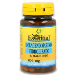 Colageno Marino Hidrlizado y Magnesio 60 caps.