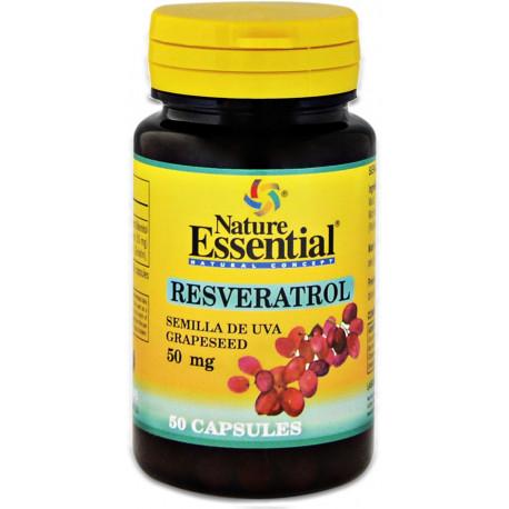 Resveratrol 50 mg.