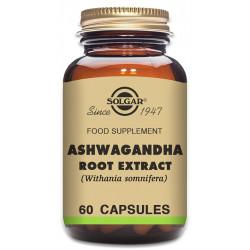 Ashwagandha 60 capsulas Solgar