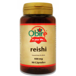 Reishi en cápsulas (90x400mg.)