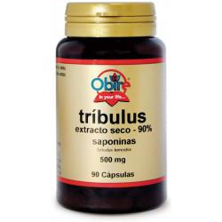 Tribulus 500mg. (90% Saponina) 90 Cápsulas