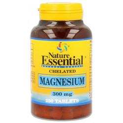 Magnesio quelado 300 mg.