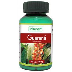 Guaraná en cápsulas (100 caps. - 500mg)