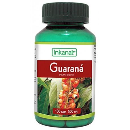 MEGA Guarana 1200 mg 100 Capsulas