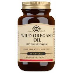 Aceite De Oregano Silvestre 60 perlas Solgar