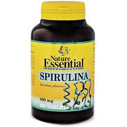 Espirulina (spirulina) 400 mg. 250 cápsulas