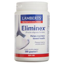 Eliminex® con Fructo-oligosacaridos (FOS) en Polvo 500 gr.