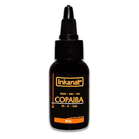 Aceite puro de copaiba 30 ml