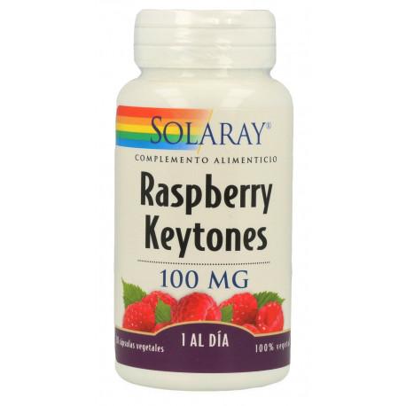 Raspberry ketone 100 mg 30 cap Solaray