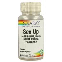Sex Up Solaray 60cap