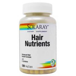 Hair Nutrients 120Cap Solaray
