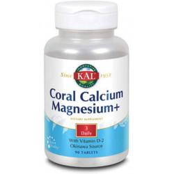 Coral Calcio Magnesio 90 Cap KAL