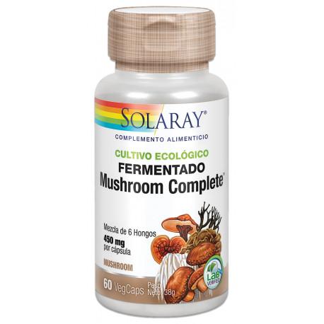 Fermented Mushroom Complete de Solaray