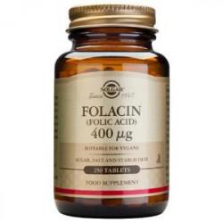 Acido Folico 400mcg. (folacin) 100comp