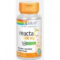 Reacta-c 500mg. (ester C) 60cap.